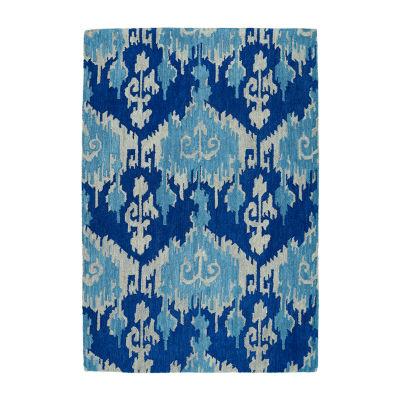 Kaleen Casual Sigmund Hand-Tufted Wool Rectangular Rug