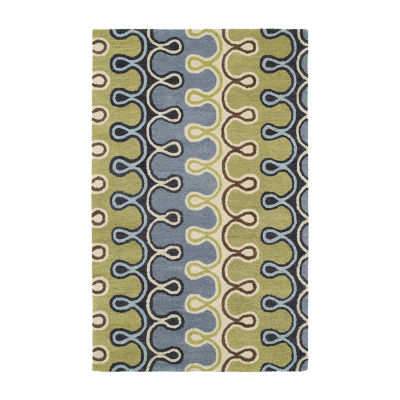 Kaleen Casual Axel Hand-Tufted Wool Rectangular Rug
