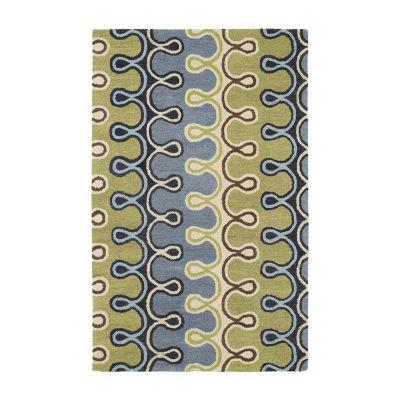 Kaleen Casual Axel Hand-Tufted Wool Rectangular Rug