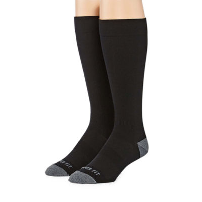 Copper Fit 2 Pair Compression Socks - Men's