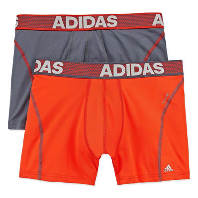 adidas® 2-pk. Sport Performance climacool® Trunks