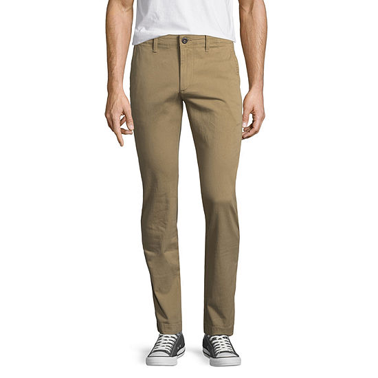 Arizona Mens Skinny Fit Chino
