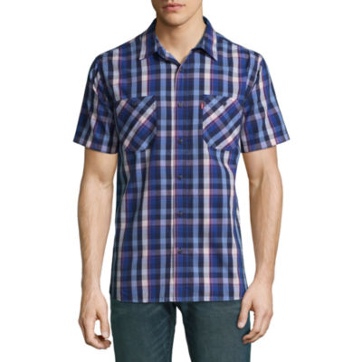 Levi's® Barrington Short Sleeve Woven Shirt