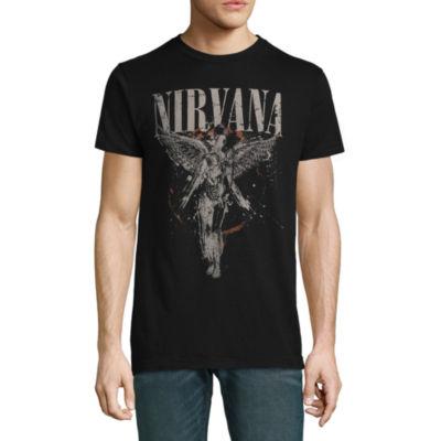 Nirvana in Utero Graphic Tee