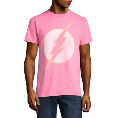 DC Pastel Flash Graphic Tee
