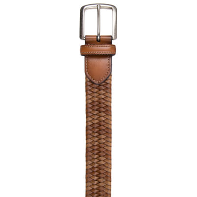 St. John's Bay Mens Stretch Belt