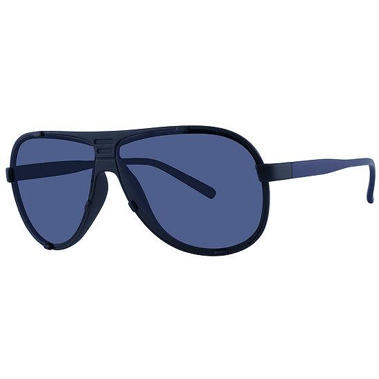 Jf Jferrar Mens Full Frame Aviator Sunglasses