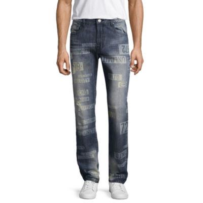 Ecko Unltd Straight Fit Jean