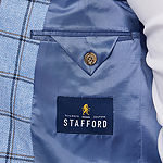Stafford Classic Fit Grid Sport Coat