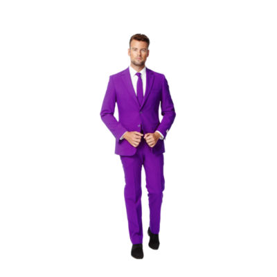 Opposuits Purple Prince 3-pc. Suit Set Slim Fit