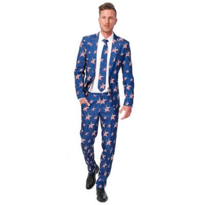 Suitmeister 3-pc. Slim Fit Suit Set