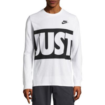 Nike Long Sleeve Graphic Tee