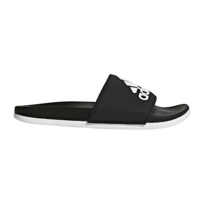 adidas Adilette Cloudfoam Logo Womens Slide Sandals