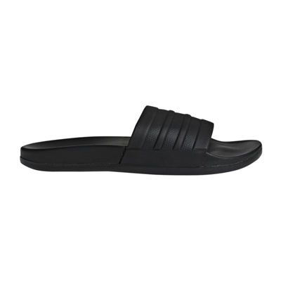 adidas Womens Adilette Cloudfoam Mono Slide Sandals