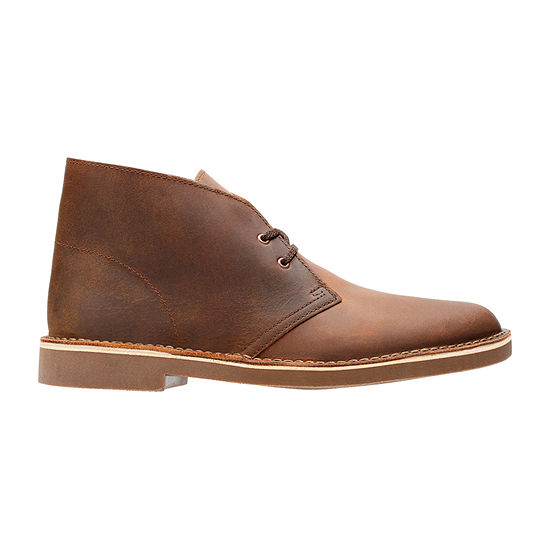 Clarks Mens Bushacre 2 Chukka Boots Lace Up