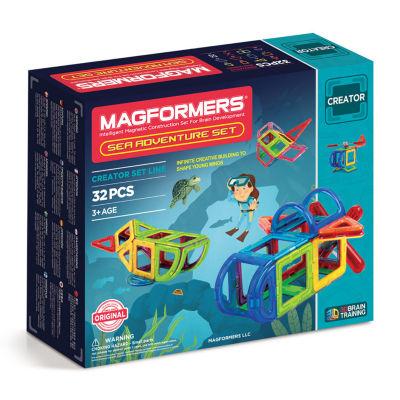 Magformers Adventure Sea 32 PC. Set