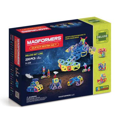 Magformers Super Brain 256 PC. Set