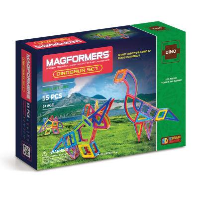Magformers Dinosaur 55 PC. Set