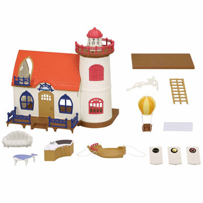 International Playthings - Calico Critters Starry Point Lighthouse