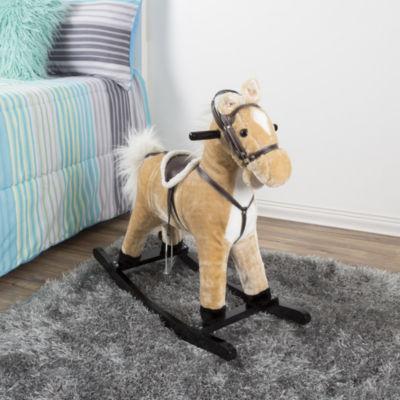 Happy Trails Rocking Horse