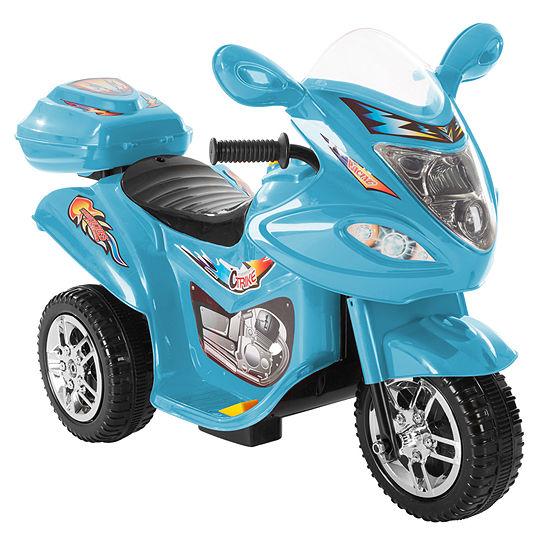 Lil' Rider 3 Wheel Trike Motorcycle