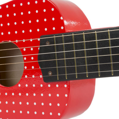 Hey! Play! Toy Acoustic Guitar with 6 Strings
