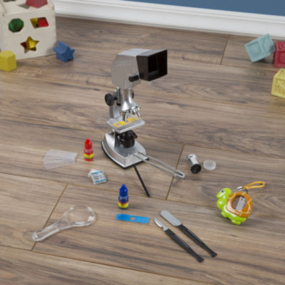 Hey! Play! Microscope for Kids