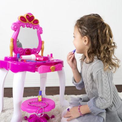 Hey! Play! Pretend Play Princess Vanity