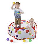 Hey! Play! Kids Pop-up Ball Pit Tent with 200 Balls