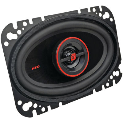 Cerwin-Vega H746 HED Series 2-Way Coaxial Speakers(4IN x 6IN; 275 Watts max)