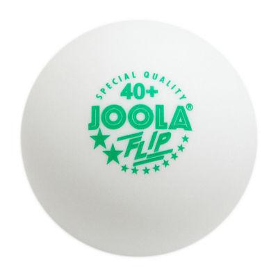 JOOLA Flip Training Two-Star Table Tennis Balls (72 Count) - White