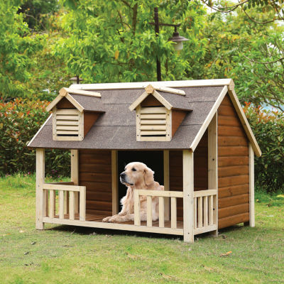 Rufus Dog House