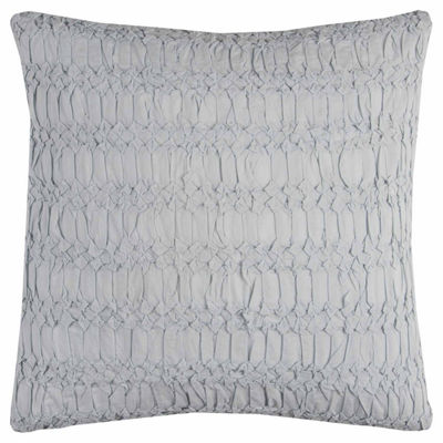 Rizzy Home Benjamin Technique Textured  Decorative Pillow