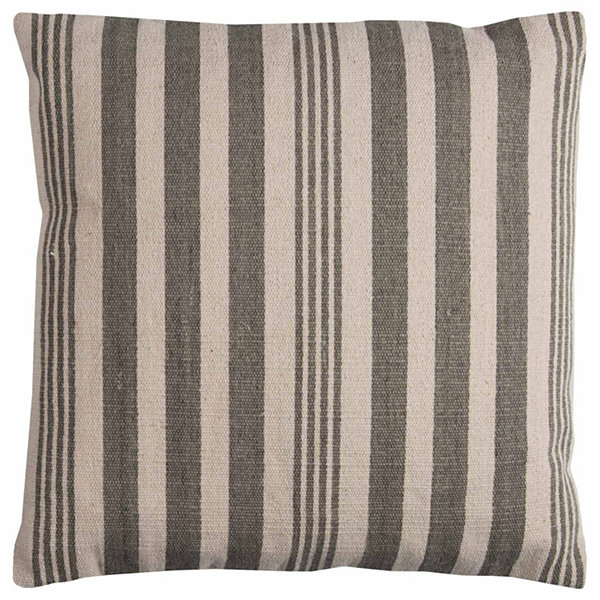 Rizzy Home Nathan Vertical Stripe Decorative Pillow
