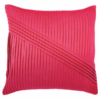 Rizzy Home Layla Solid Decorative Pillow