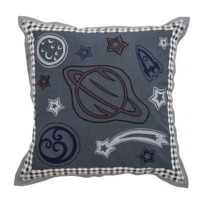 Rizzy Home Dominic Novelty Pattern Filled Pillow