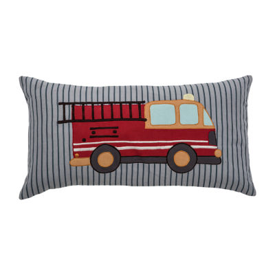 Rizzy Home Nolan Novelty Pattern Filled Pillow