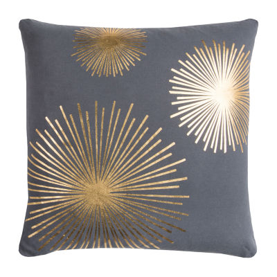 Rachel Kate By Rizzy Home Daniel Geo Linear Pattern Filled Pillow