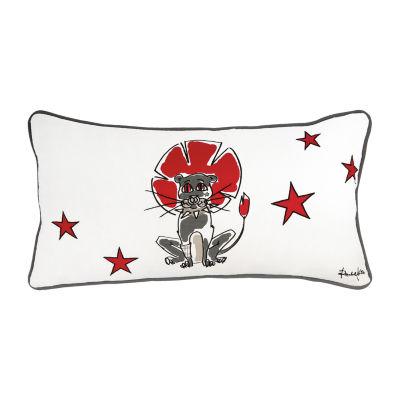 Rizzy Home Decorative Pillows Lumbar Pillow