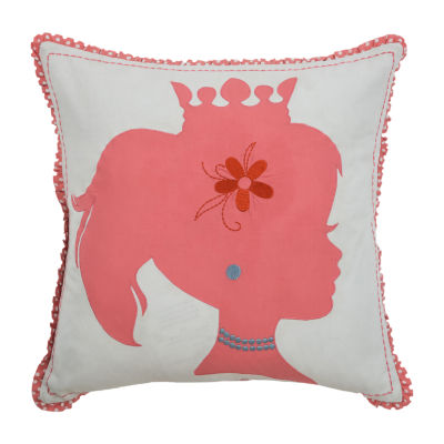 Rizzy Home Aaron Novelty Pattern Filled Pillow