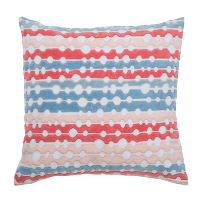 Rizzy Home Baryden Stripe Pattern Filled Pillow