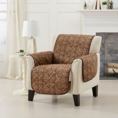 Katrina Collection Deluxe Reversible Quilted Chair Protector
