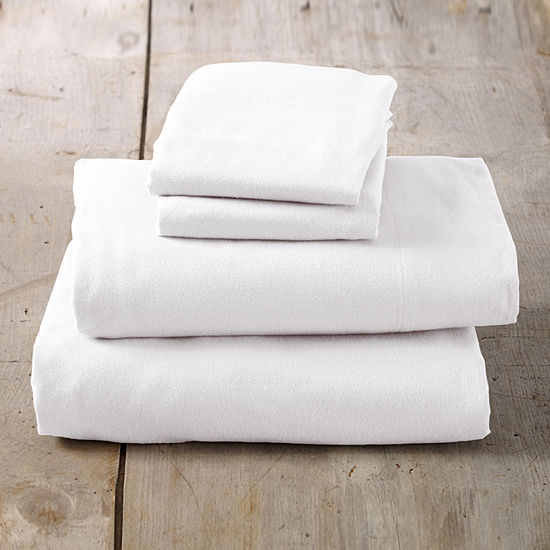 Nordic Flannel Sheet Set