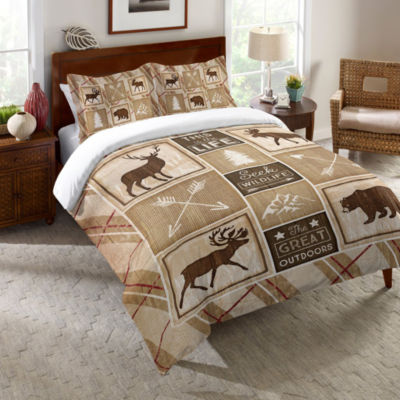 Laural Home Country Cabin Comforter