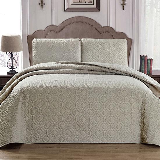Duck River Leda 3PC Bedspread Set