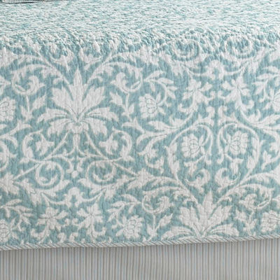 Laura Ashley Mia Blue Daybed Set