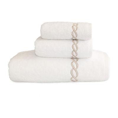 Linum Home Textiles Soft Twist Cadena 3-pc Bath Towel Set