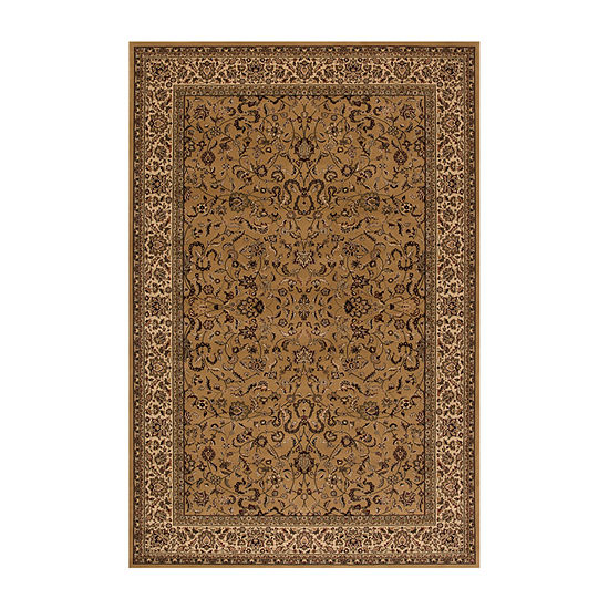 Concord Global Trading Persian Classics CollectionKashan Area Rug