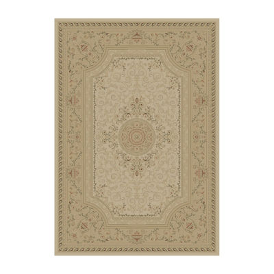 Concord Global Trading Imperial Collection Savonnerie Area Rug
