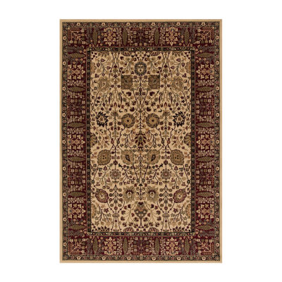 Concord Global Trading Persian Classics Collection Vase Area Rug